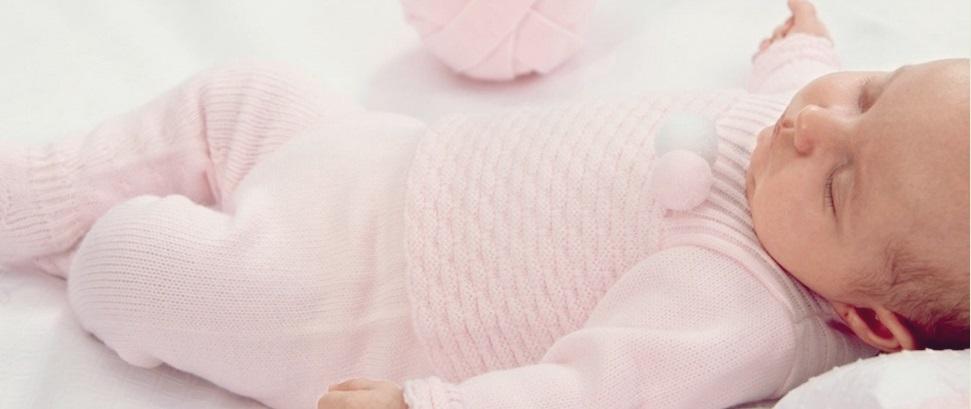 Dralón, un tipo de tejido para bebés