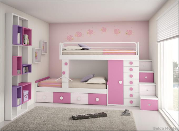 Habitaciones infantiles o juveniles